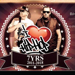 7 YRS I LOVE HIP HOP PARTY - STYLOOP - DJ OGB & MC GEMENI - STYLOOP