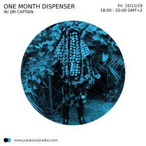 One Month Dispenser S01E02 - Jim Captain