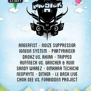 Le Bask Live - at Elements Festival 2013 - MuSick Stage - #EFL13