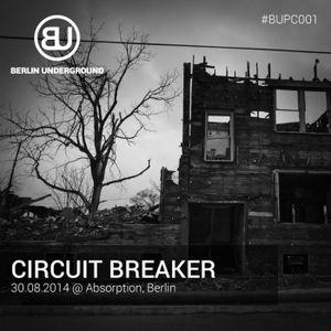 #BUPC001 - CIRCUIT BREAKER