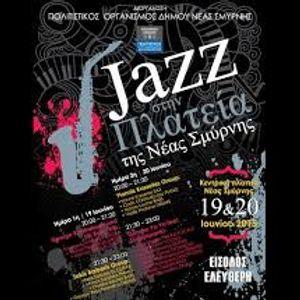 Jazz on the Web (Moonshine Radio) - 24-6-15(R) [Jazz in the city]