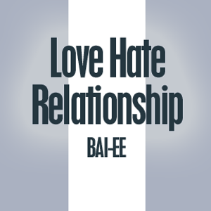 """Bai-ee """"A Love Hate Relationship"""" - 1998"""