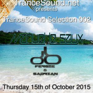 Fergie & Sadrian - TranceSound Selection 002