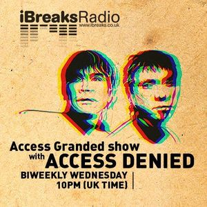 F-Word - Guest Mix For iBreaks Radio (Access Granted Radioshow) 25-01-10