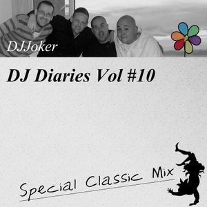 DJ Diaries Vol #10 (Special Classic Mix)
