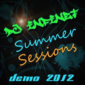 DJ Infinet - September 2012 house mix demo