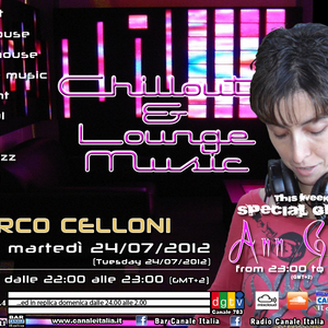 Bar Canale Italia - Chillout & Lounge Music - 24/07/2012.4 - Special Guest ANN GRACE