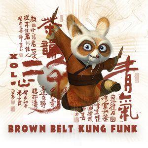 Dj  Xol - Brown Belt Kung Funk vol.1
