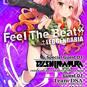 Team DSA - 160918 Feel The Beat!!†LEGGENDARIA再現Mix #FTB_SP