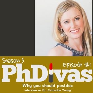 Why You Should Postdoc: Interview with Dr. Catharine Young