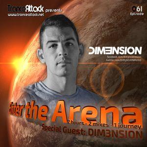 Enter The Arena 061: DuKa & DIM3NSION