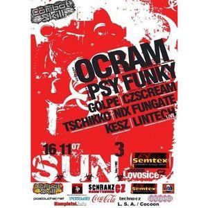 Dj Ocram @ Cocoon Club, Lovosice (Czech Rep.) 16.11.2007
