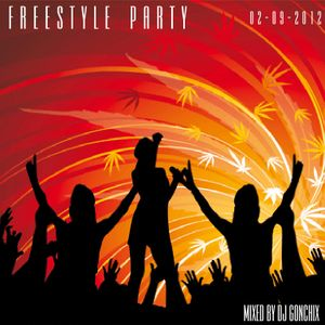 Freestyle Party 02-09-2012
