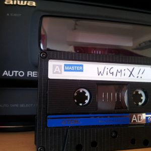 Wigmix - The Sound of Warm-up House - Apr 14