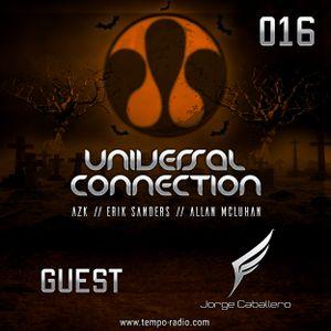 Universal Connection 016 Jorge Caballero