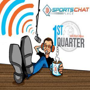 Free NFL Picks and College Football Picks 9/15/16: 1stQuarter Podcast by SportsChatPlace.com