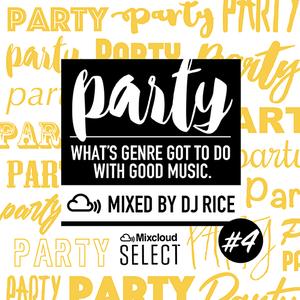 PARTY #004 EDM,House,Pop,Afrobeats,Dubstep,Trap,Bass