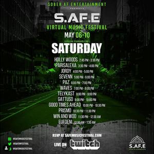 Good Times Ahead x Safe Music Festival