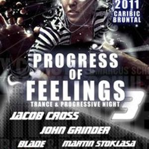 Jacob Cross - Progress Of Feelings #052 @sensationfactory.cz