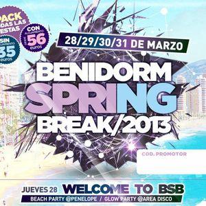LlorxLabel - Concurso Benidorm Spring Break 2013