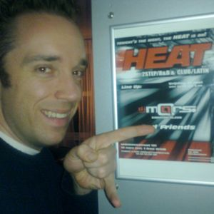 Heat Vol. 189 - Release The Pressure - Mixed and Compiled by dJMars