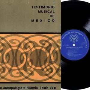 Testimonio Musical de México: baile de los toros y ...