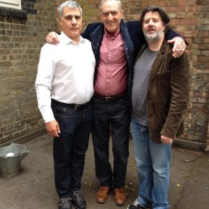 June 15th 2015 with Christian Talbot and Randy Klein
