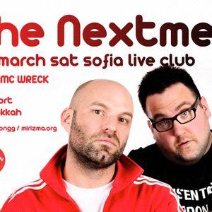 The Nextmen & MC Wreck Live @ ReelFeel