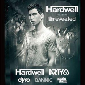 Hardwell - Live @ Revealed, Escape Venue, Amsterdam Dance Event, Amsterdão, Holanda (18.10.2012)