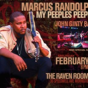 Sunday Soulfood w/ Marcus Randolph to talk about TRANSPLANT 2/18/18