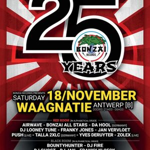 Dj Ghost @ 25 Years Bonzai 18-11-2017