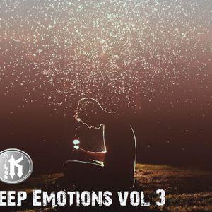 Milan K - Deep Emotions Vol III