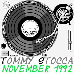 Original MixTape - Lanterna Verde DiscoClub - November 1992