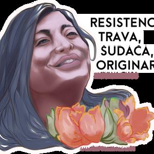 """Lara Bertolini - """"La muerte de Diana Sacayán fue un crimen de odio a la identidad travesti"""""""