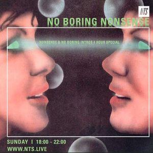 No Boring Nonsense - 18th December 2016