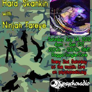 Ninjah Fareye - HARD SKANKIN Vol 2