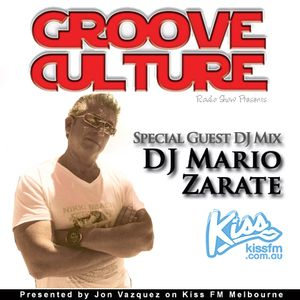 Groove Culture Radio Show with Guest DJ Mario Zerate 17-11-2011
