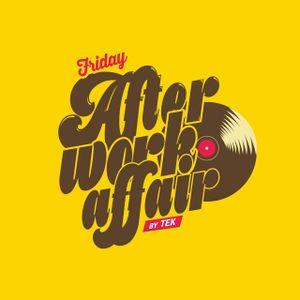 36 FridayAfterWorkAffair mixed by djTek