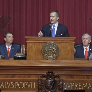 Governor Greitens State of the State Address January 17, 2017