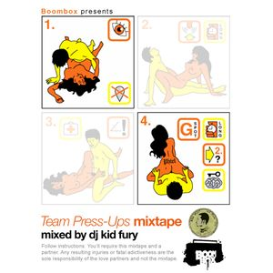 Team Press-Ups Mix Tape
