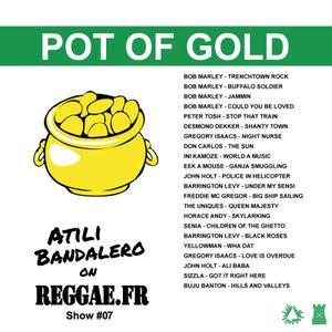 Atili Bandalero on ReggaeFr Show#7