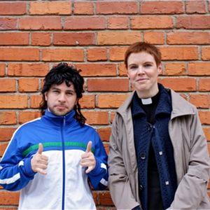 Reverend LAF får kyrkligt sällskap på ny tid