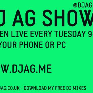 DJ AG - HOUSE MIX AUGUST 2012 - WWW.DJAG.CO.UK
