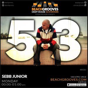 Sebb Junior @ Beachgrooves Radio 30.10.17