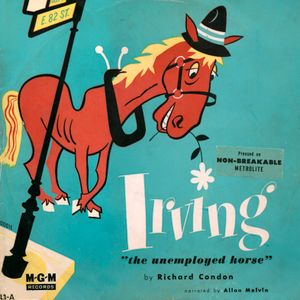 Irving the Unemployed Horse v Jean-Jacques Perrey