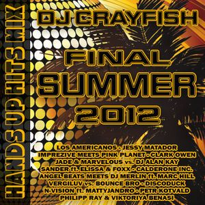 "Dj Crayfish - ""Final"" Hands Up Hits Mix Summer 2012"