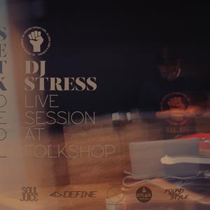 DJ Stress live session at Folkshop