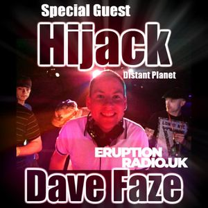 Eruption Radio UK - Special Guest Hijack (Distant Planet) - 28.11.20