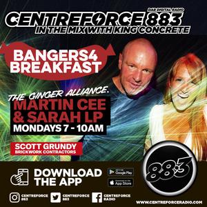 Ginger Alliance Breakfast Show - 883.centreforce DAB+ - 11 - 01 - 2021 .mp3