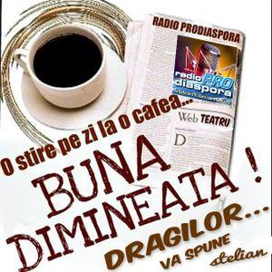 Cufarul cu teatru radiofonic pe - Radioprodiaspora - surpriza de azi pentru D-tra !...